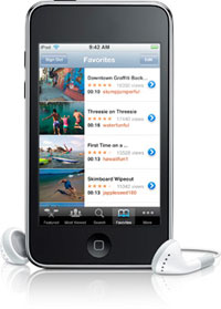 Apple iPods - Apple iPod accessory